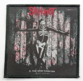 Slipknot - '.5: The Gray Chapter' Woven Patch
